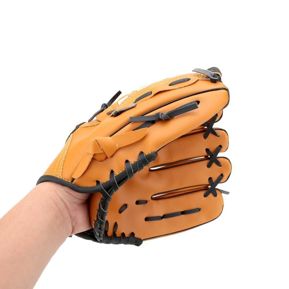 Primi Softball b/éisbol 12,5/marr/ón adulto mano izquierda guante guante para exteriores