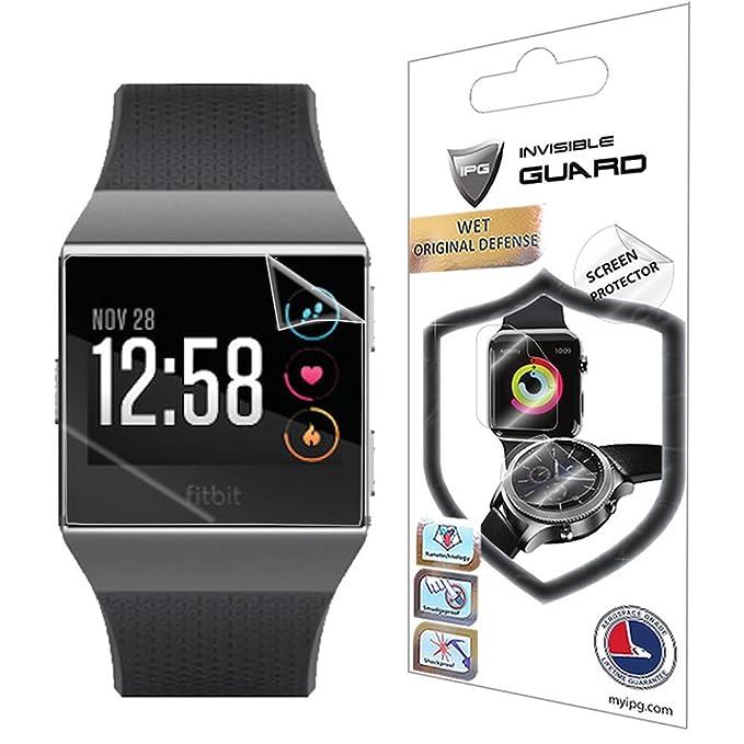 IPG para Fitbit Ionic Smartwatch Protector de Pantalla (2 ...