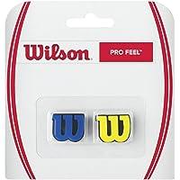 Wilson Pro Feel Antivibrador Raqueta, Unisex Adulto