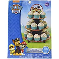 Wilton 1512-7900 Paw Patrol 24-Cupcakes Treat Stand Holds