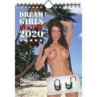 My sexy Girls DIN A5 Kalender Hochformat 2020 Erotik - Seelenzauber