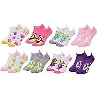 Ozabi – Calcetines infantiles con licencia de los Minions fantasía – Surtido modelos de fotos según disponibilidad…