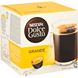 Nescafé Dolce Gusto - Grande - Cápsulas de caférande 16 Capsules - Pack de 3 x 16 cápsulas