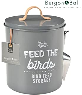 Amazon Com Heath 21702 Bird Seed Storage Container Purple