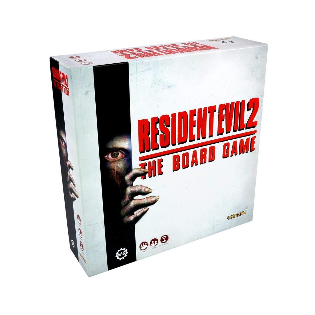 Steamforged Games Resident Evil 2: The Board Game - バイオハザード2 英語版 [並行輸入品] B07N1NNYYS