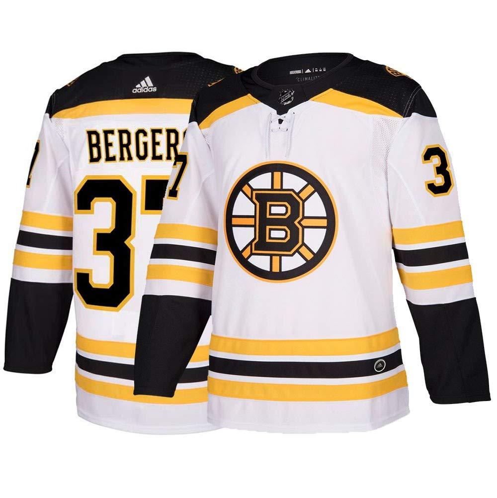 adidas Patrice Bergeron Boston Bruins Authentic Away Jersey