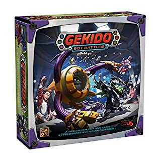CMON Gekido: Bot Battles Game