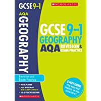GCSE Geography AQA Revision & Practice Book for the Grade 9-1 Course with free revision app (Scholastic GCSE Geography 9-1 Revision & Exam Practice) (GCSE Grades 9-1)