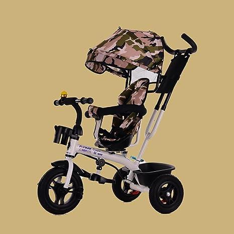 Baby stroller- Triciclo para niños Pedal para bebés ...
