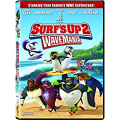 SURF'S UP 2: WAVEMANIA debuting on DVD and Digital January 17 from Sony Pictures