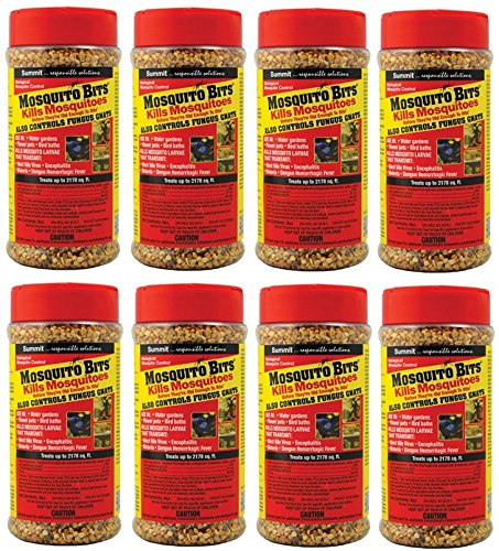 Mosquito Bits Quick Kill Multiple Insects 8 Oz (Bits Mosquito Quick Kill)