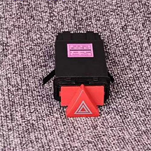 Fincos for Audi A6 S6 RS6 C5 Allroad Quattro Emergency Hazard Warning Light Flasher SwitchTurn Signal Relay 4B0941509C// 4B0941509D