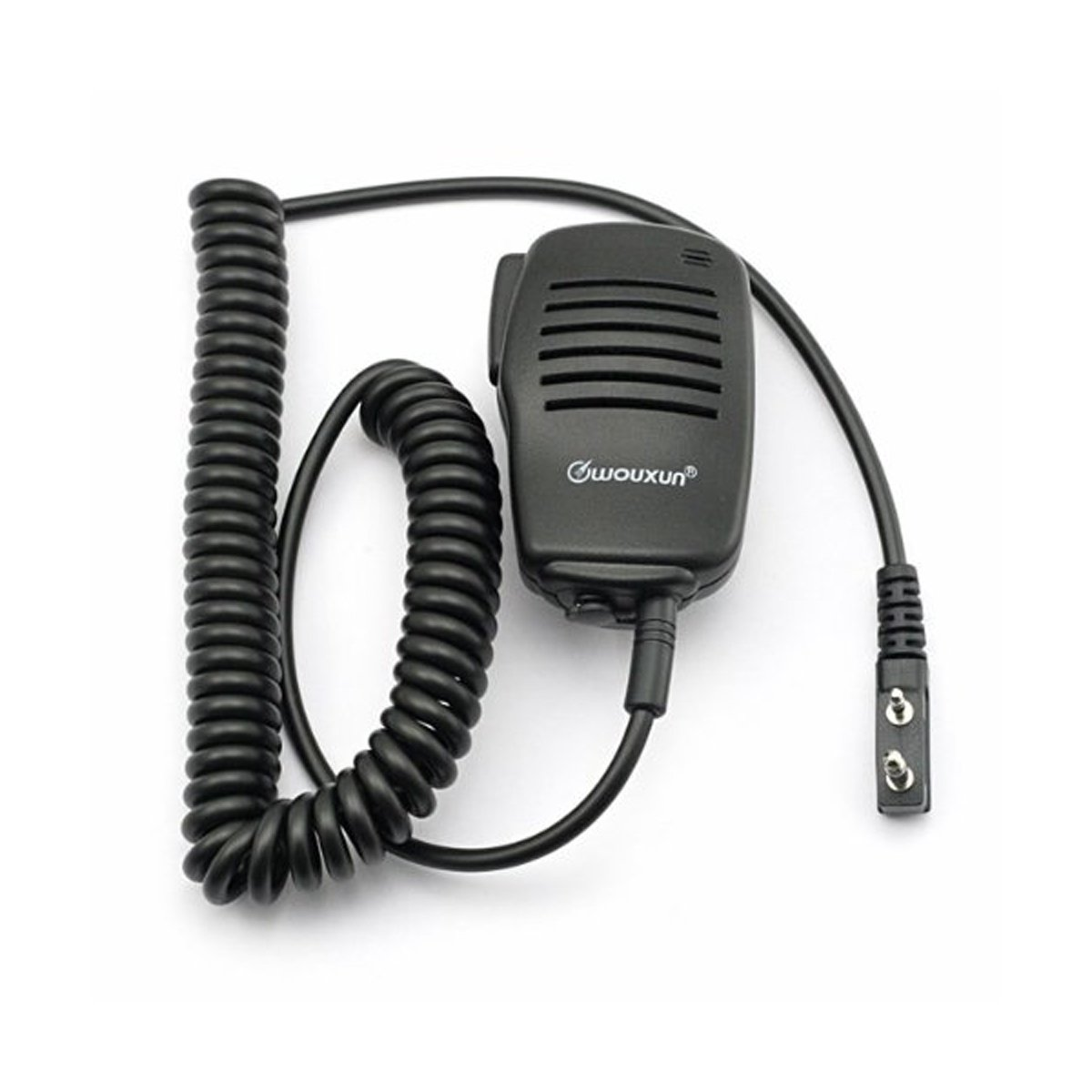 Wouxun Walkie Talkie Original Remote Speaker Microphone for KG-UVD1P UV6D UV2D UV3D 699E 818 Ham 2-way Radio