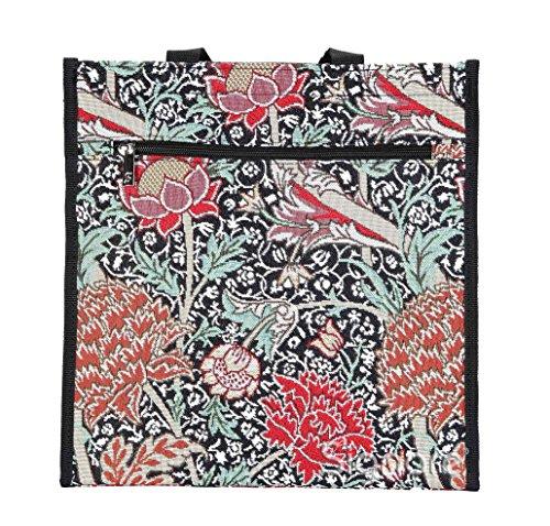 Signare borsa shopper da donna Fashion Tapestry Cray