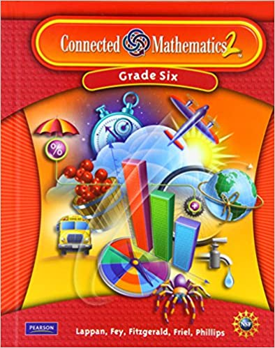 CONNECTED MATHEMATICS GRADE 6 STUDENT EDITION (SINGLE BIND ...