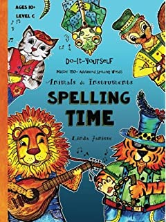 Spelling time master the top 150 misspelled words do it spelling time master 150 advanced spelling words animals instruments do solutioingenieria Choice Image