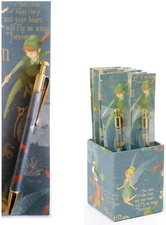 motivo Peter Pan Set regalo con penna e segnalibro