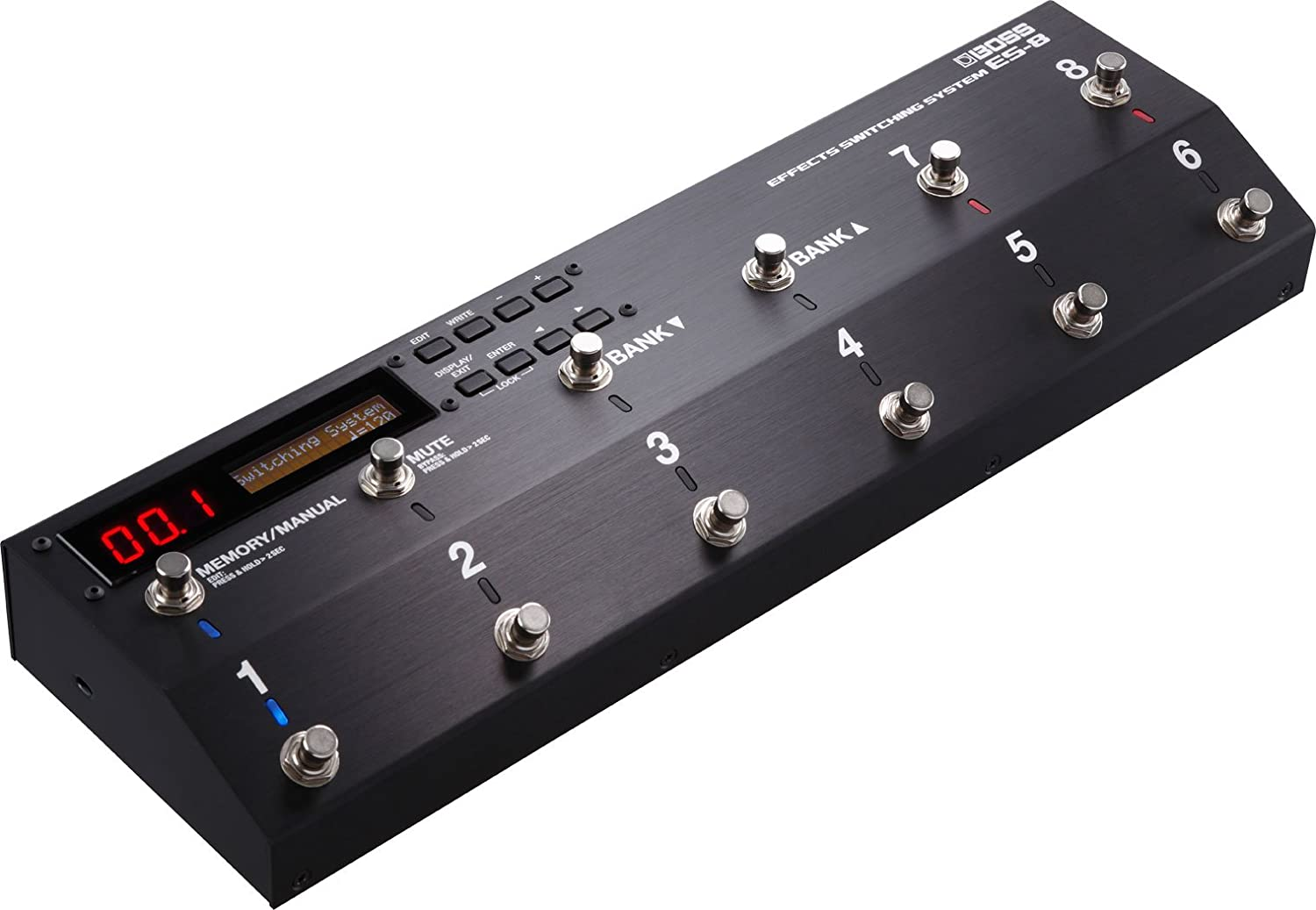 Five Loop ES-5 BOSS Effects Switching System