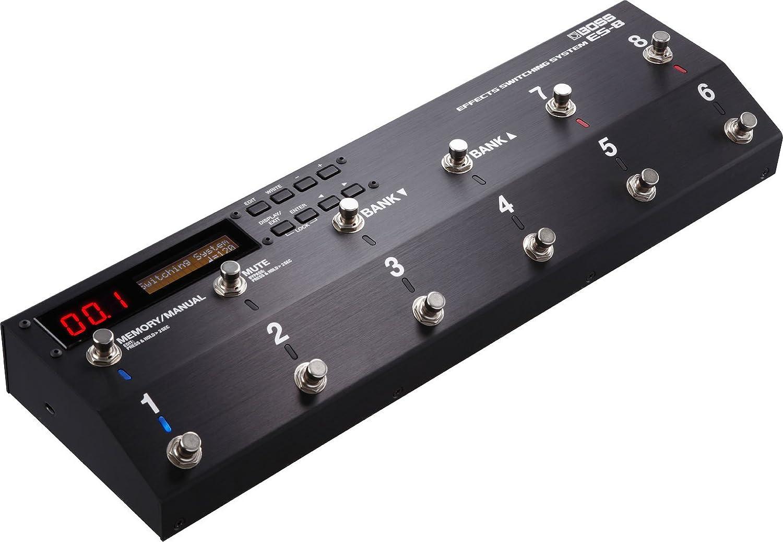 【気質アップ】 BOSS ボス  Effects Switching System Effects スイッチャー BOSS ボス  ES-8 B00XN3GE7O B00XN3GE7O, ロクノヘマチ:e9e3a9c5 --- arianechie.dominiotemporario.com
