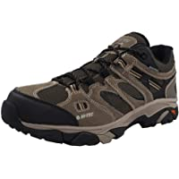 HI-TEC Men's Ravus Vent Low Waterproof Ankle-High Leather Hiking Shoe