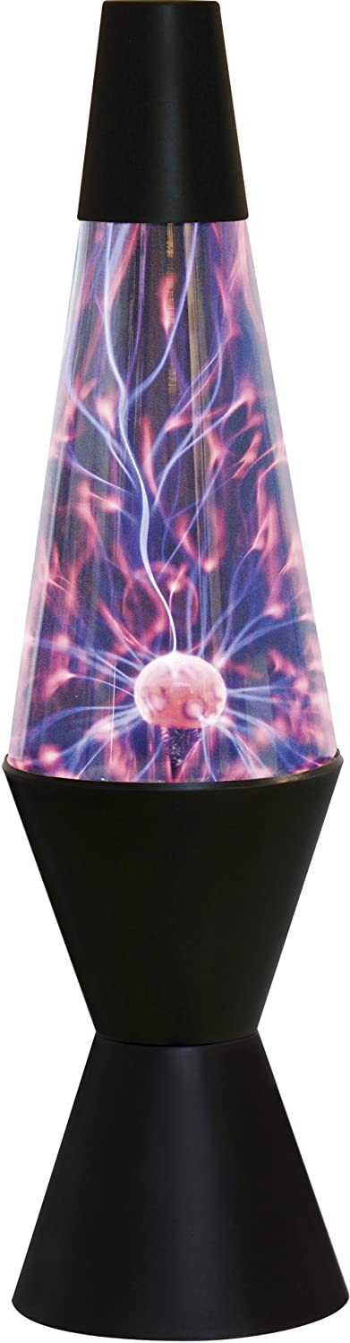 Lava the Original 14.5-Inch Electroplasma Lightning Arcs Lamp ...