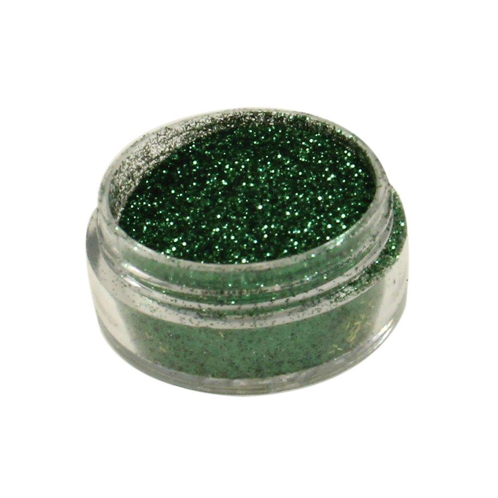 Diamond FX Polyester Glitter - Jade Green (5 gm)