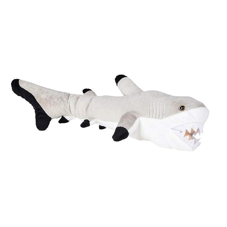 "Wildlife Tree 13"" Blacktip Reef Shark Plush Stuffed Animal Floppy Ocean Species Collection"