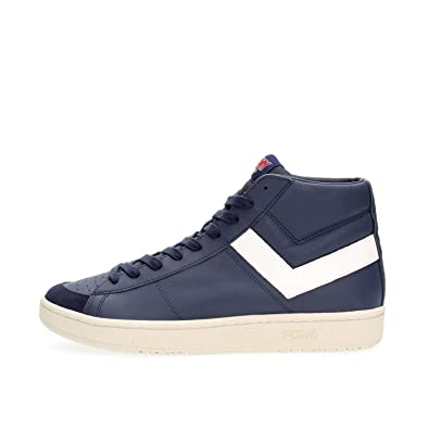 PONY SNEAKERS Homme WHITE, 40