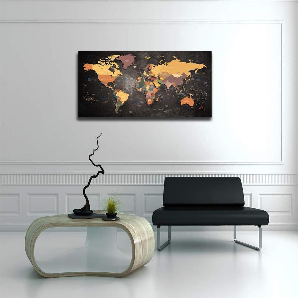Amazon.com: lienzo pared arte para salón baño pared ...