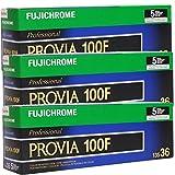 15 Rolls Fuji FujiChrome Provia RDP 100F 135-36 Color Slide Film. Exp 05/18