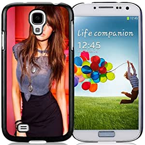 Unique Designed Cover Case For Samsung Galaxy S4 I9500 i337 M919 i545 r970 l720 With Ashley Tisdale Phone Case Cover