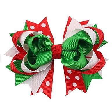 Amazon.com: Feitong® Navidad Baby Infant Girls adornos ...