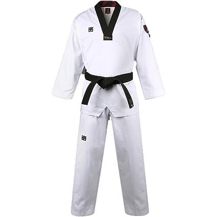 Corea entrenamiento en de taekwondo
