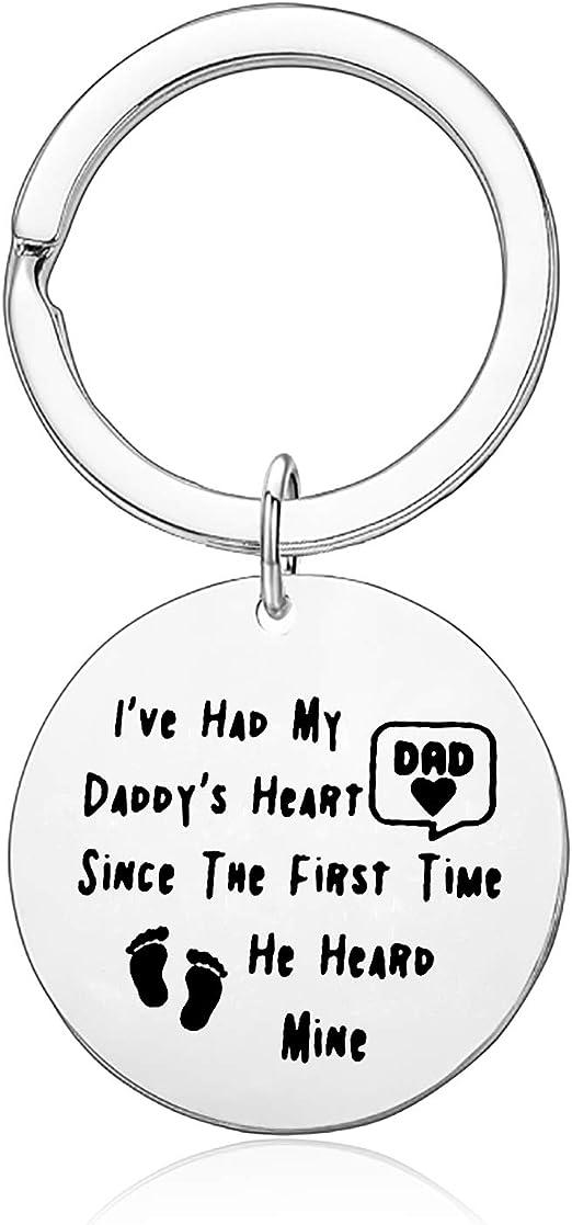 Schlüsselanhänger für Väter, Sohn, Vatertagsgeschenk
