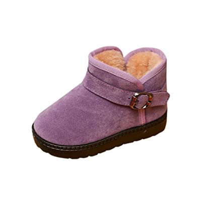 848770b7be95 Muium for 1-6 Years Old Kids Casual Martin Snow Boots Toddler Infant Baby  Boys