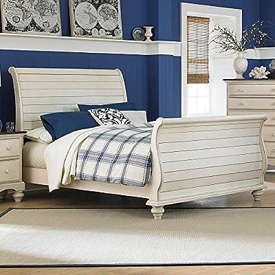 Hillsdale Pine Island Sleigh Bed