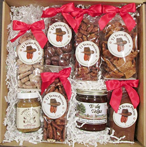 Pecan Lovers Variety Gift Box