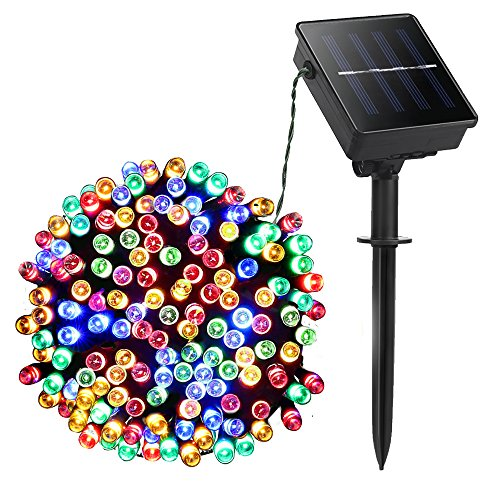 100 Count Red Led Christmas Lights - 5