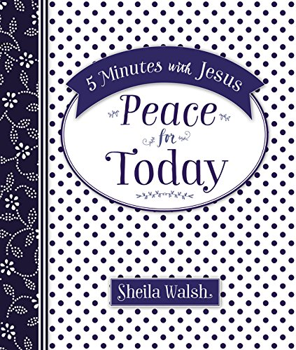 Download 5 Minutes with Jesus: Peace for Today pdf epub
