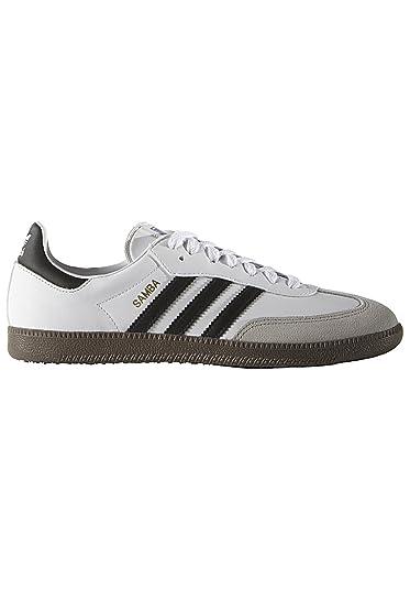 top brands pick up competitive price adidas SAMBA G17102 Unisex - Erwachsene Sportschuh, Weiß 36,5 EU