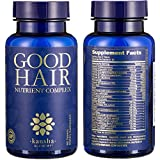 Hair Growth Vitamins with Biotin, DHT Blocker for a Longer, Stronger, Thicker Hair