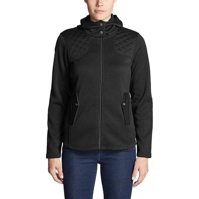 Eddie Bauer Womens Radiator Fleece Cirrus Jacket