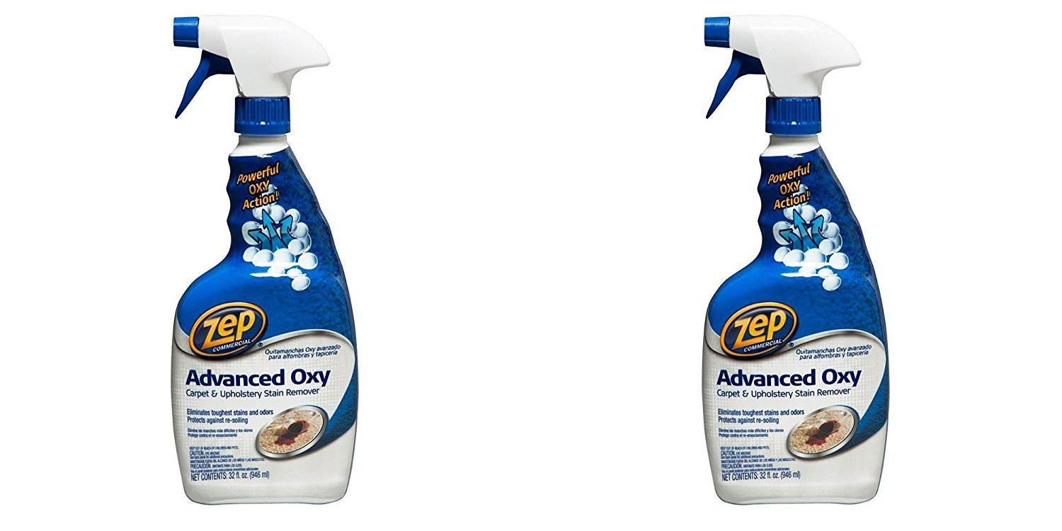 Gentil Amazon.com: Zep ZUOXSR32 Advanced Oxy Carpet And Upholstery Stain Remover  32 Ounces: Health U0026 Personal Care