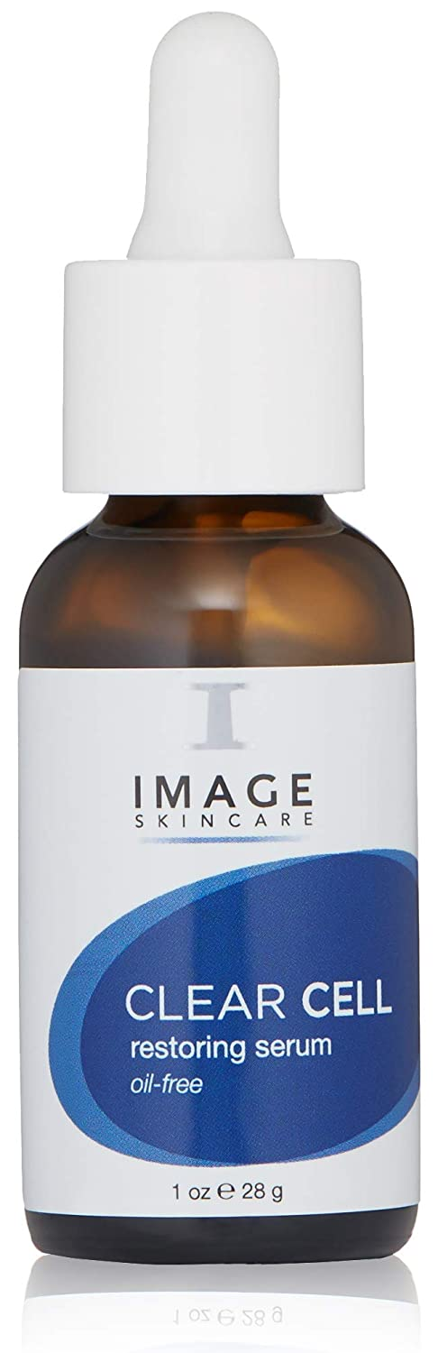 Image Clear Cell Restoring Serum Oil-Free 28g/1oz並行輸入品   B01EEUDVUC