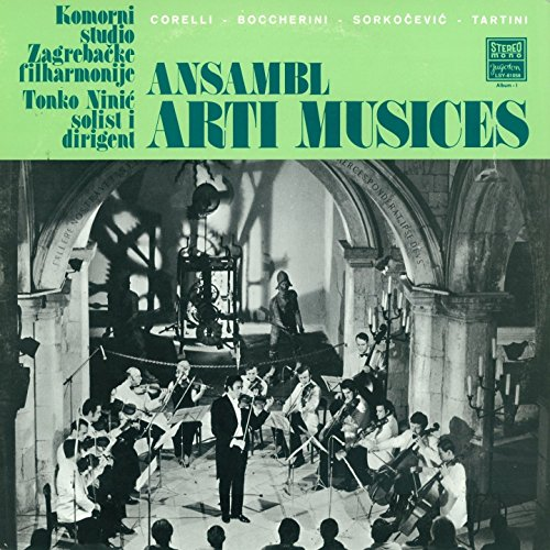 Corelli-Boccherini-Sorkočević-Tartini / Ansambl Arti - Studio Arto
