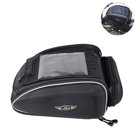Amazon.com: NATGIC - Bolsa para depósito de motocicleta ...