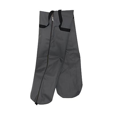 "BAGS USA Canopy Storage Pole Bag,Camping Bag,Trade Show Equipment Bag 7'10"" Long X 10"" Diameter Made in U.s.a.: Garden & Outdoor"