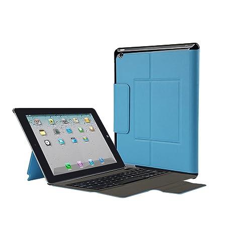 iPad 2/3/4 Teclado Español -CoastaCloud Funda Cubierta Protectora con Teclado Inalambrico