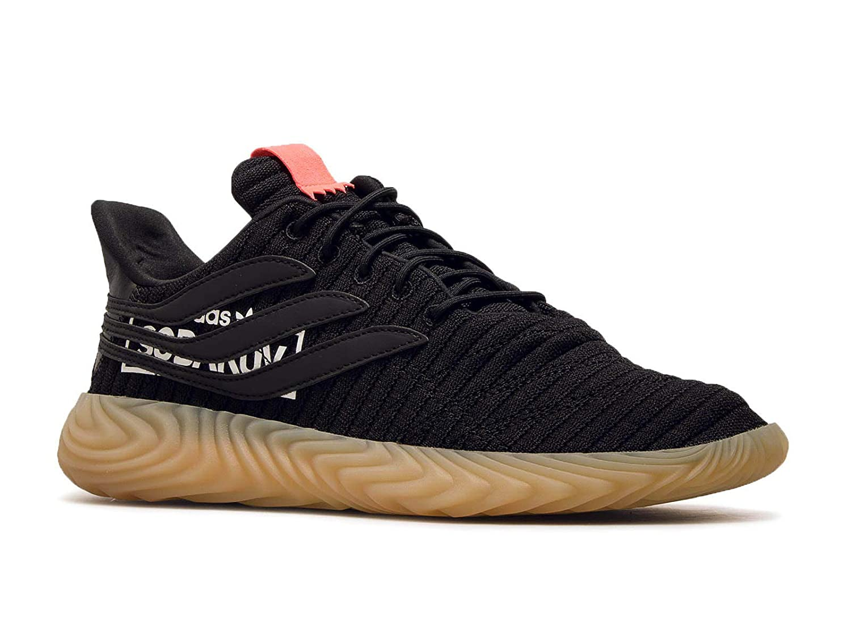 Noir (Negbás Negbás Rojdes 000) adidas Sobakov, Chaussures de Fitness Homme 47 1 3 EU