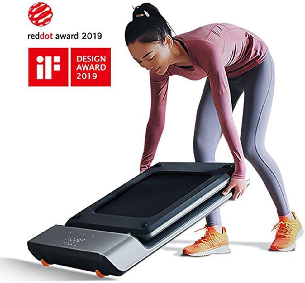 Amazon Com Walkingpad Smart Walk Folding Treadmill Slim Foldable Exercise Fitness Equipment Under Desk Running Walking Pad Outdoor Indoor Gym Sports Outdoors